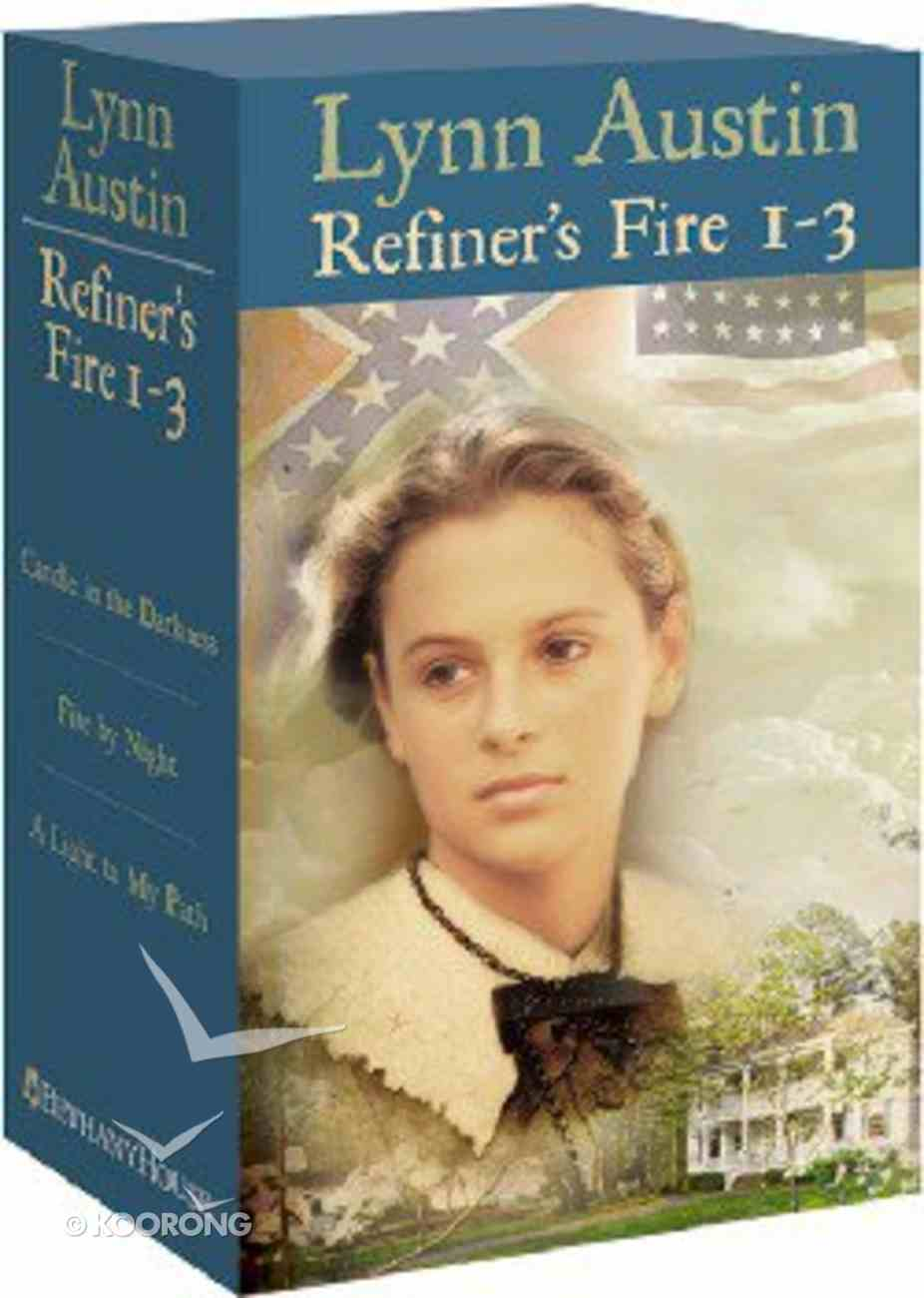 Refiner's Fire 1-3 (3 Volume Set) (Refiner's Fire Series) Pack