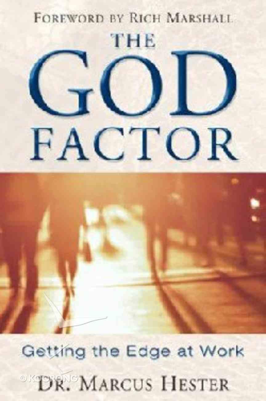 The God Factor Paperback