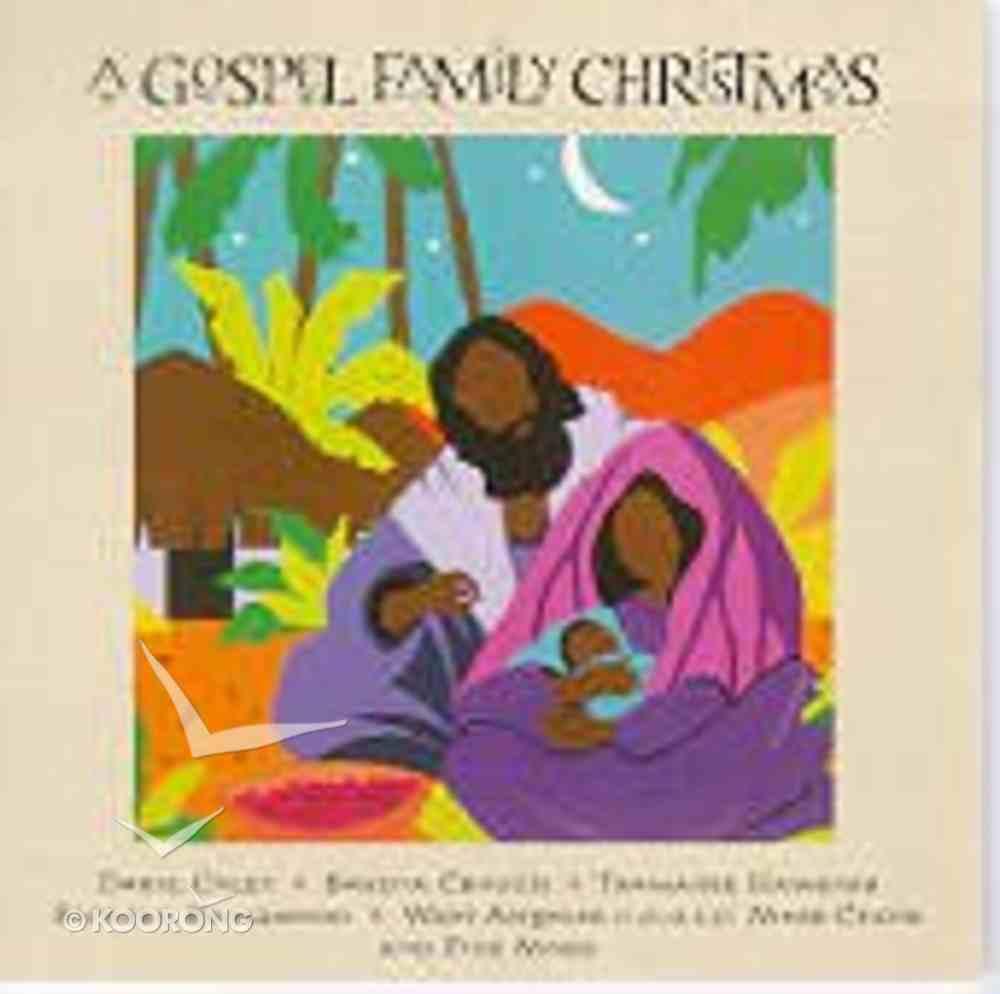 Gospel Family Christmas CD