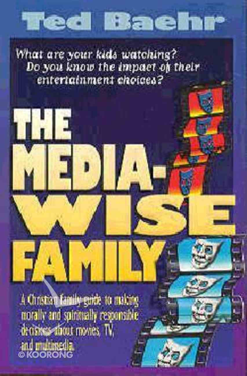 Media Wise Family the Paperback