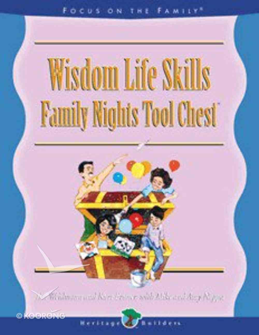 Family Nights: Wisdom Life Skills Paperback