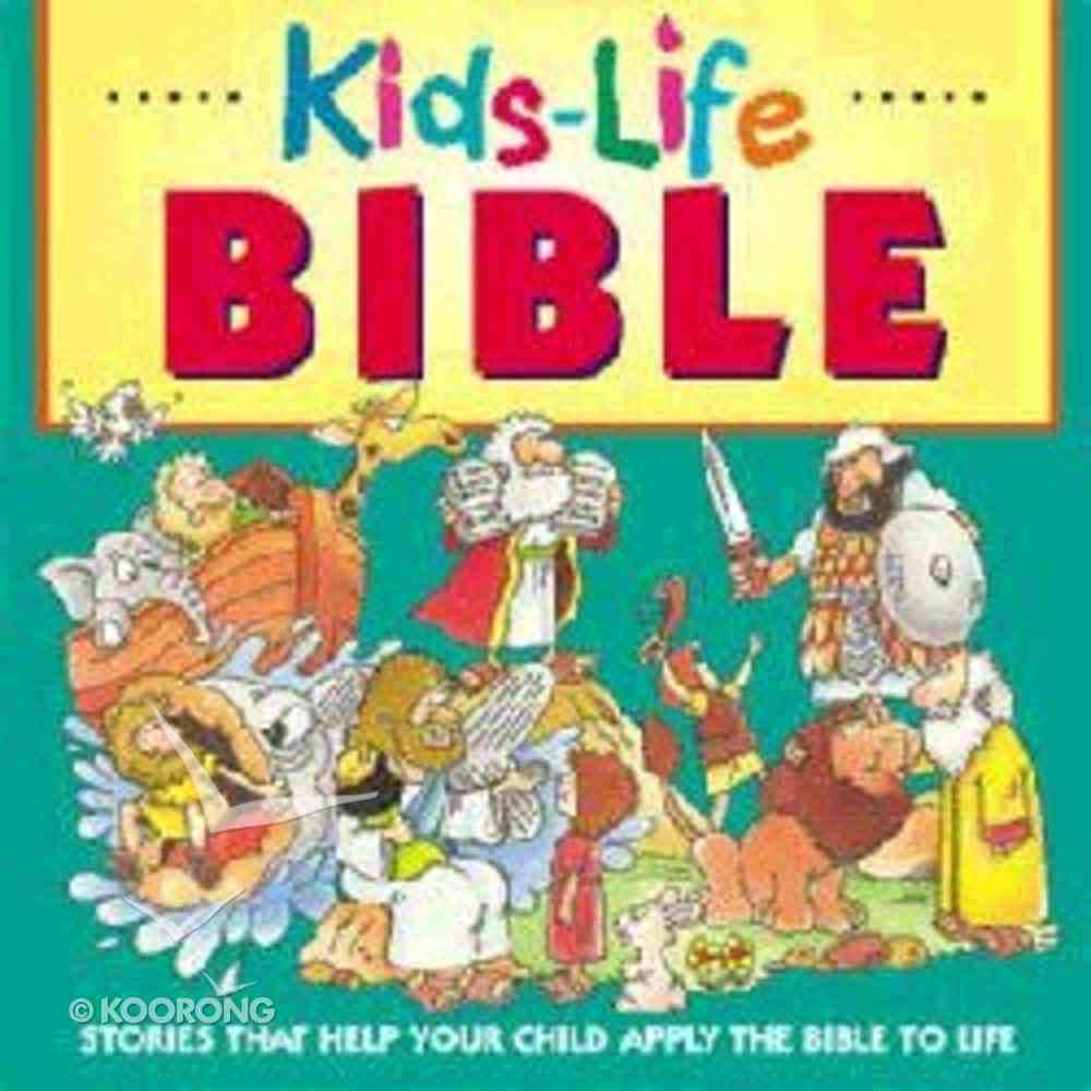 The Kids-Life Bible Paperback