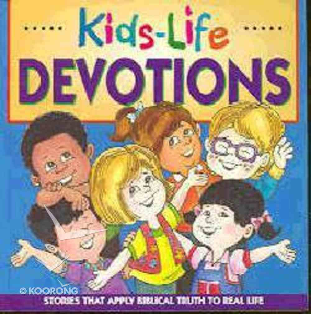 Kid's Life Devotions Paperback