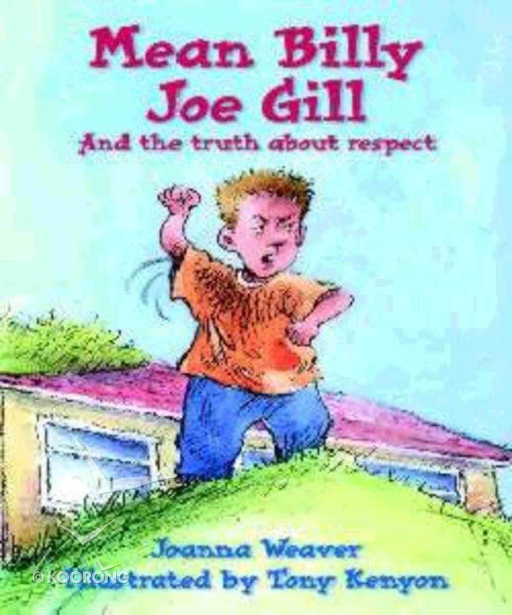 Mean Billy Joe Gill (Attutude Adjusters Series) Hardback