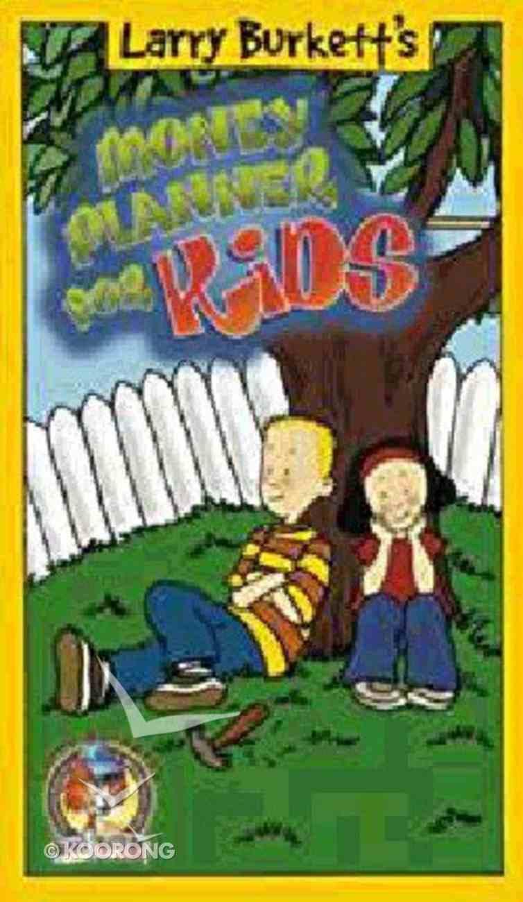 Money Planner For Kids Paperback