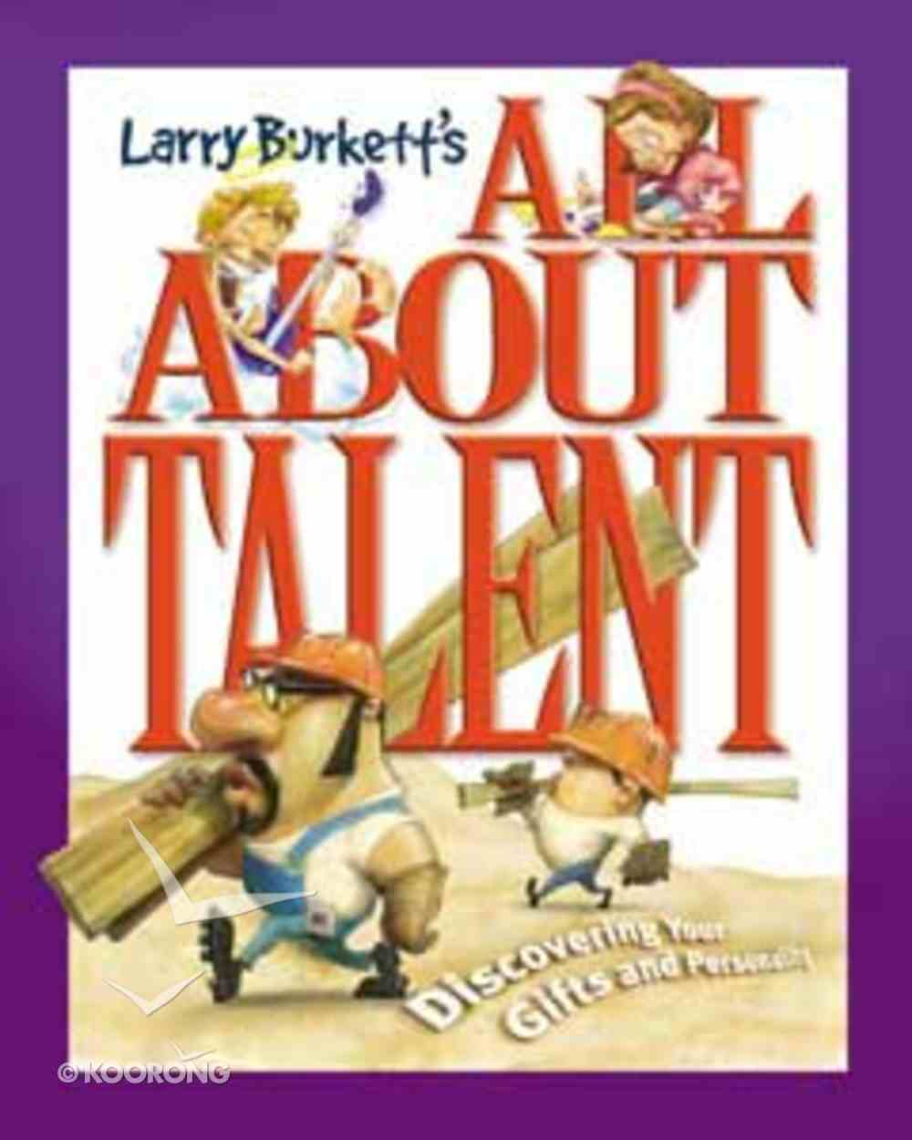 All About Talent Paperback