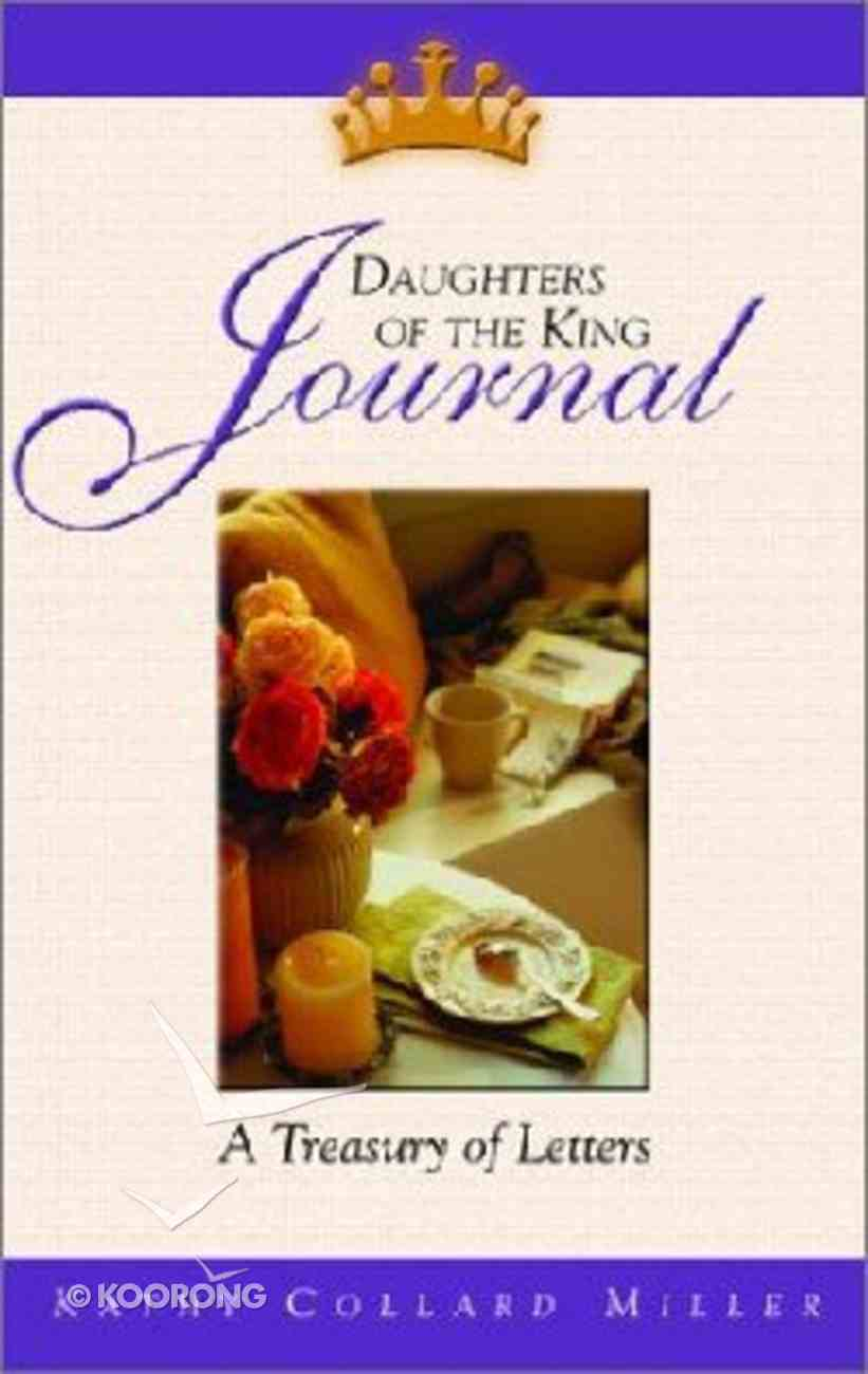Daughters of the King Journal Paperback