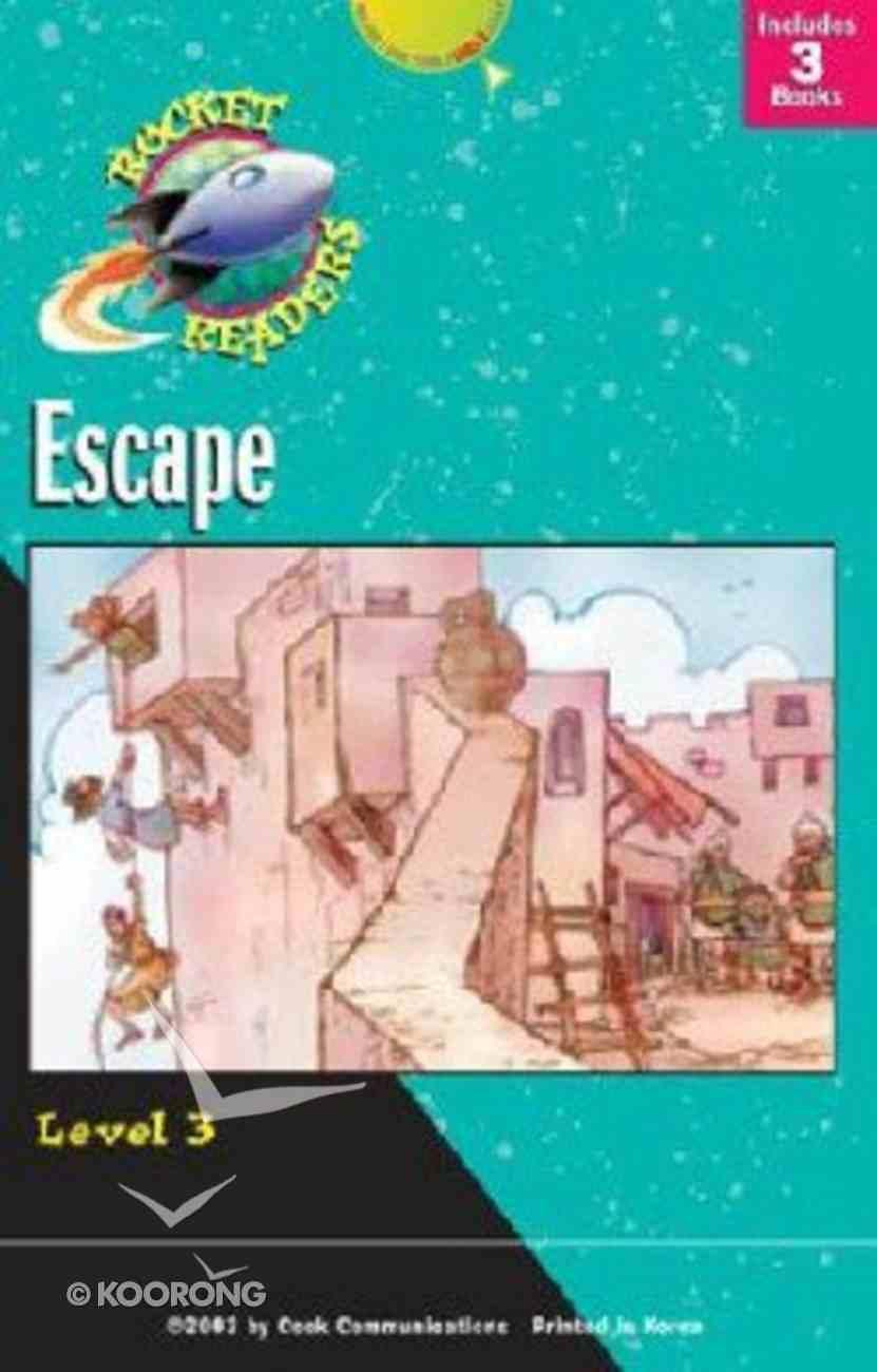 Escape (Set 3) (Rocket Readers Level 3 Series) Paperback