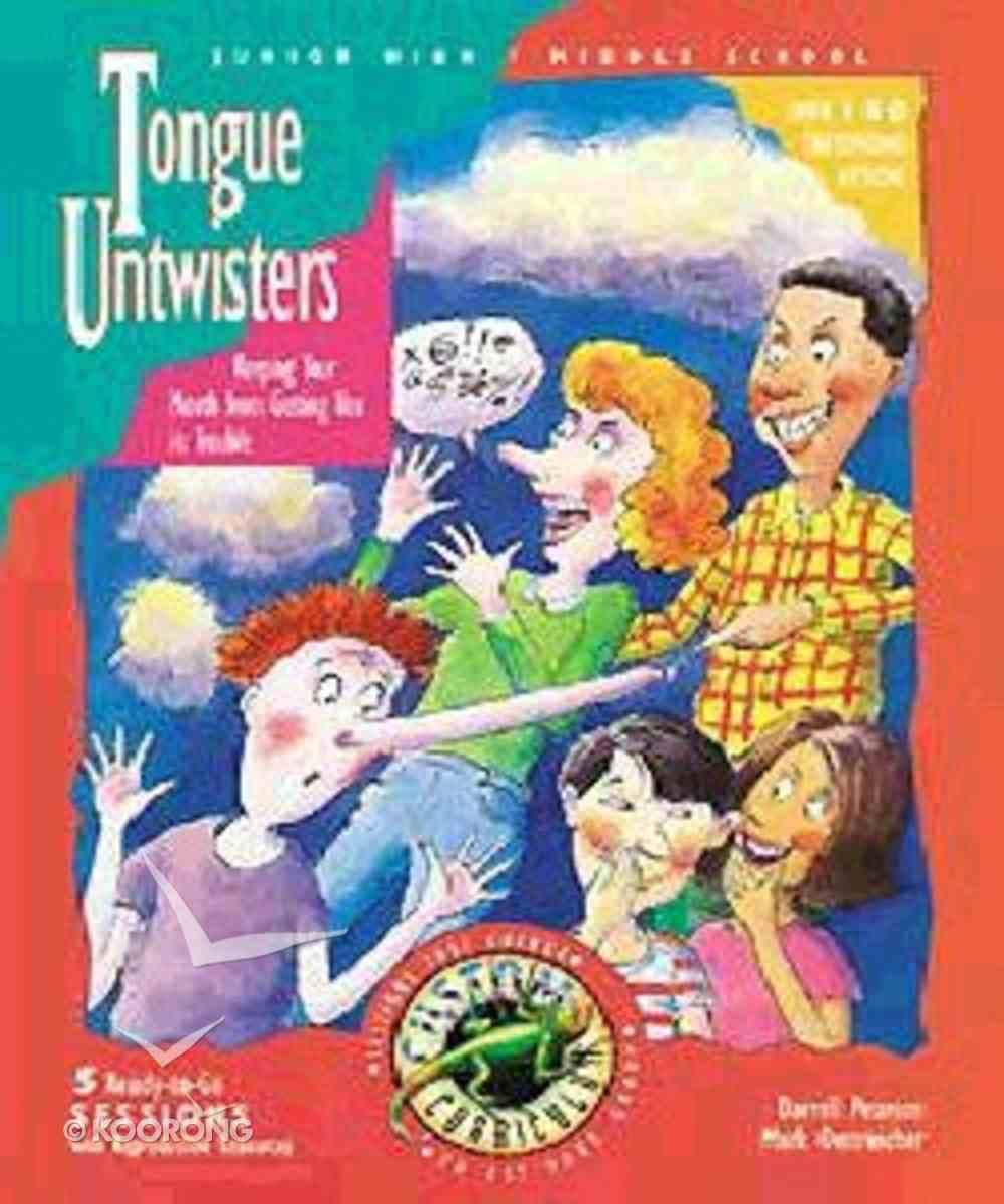 Tongue Untwisters (Custom Curriculum Series) Paperback