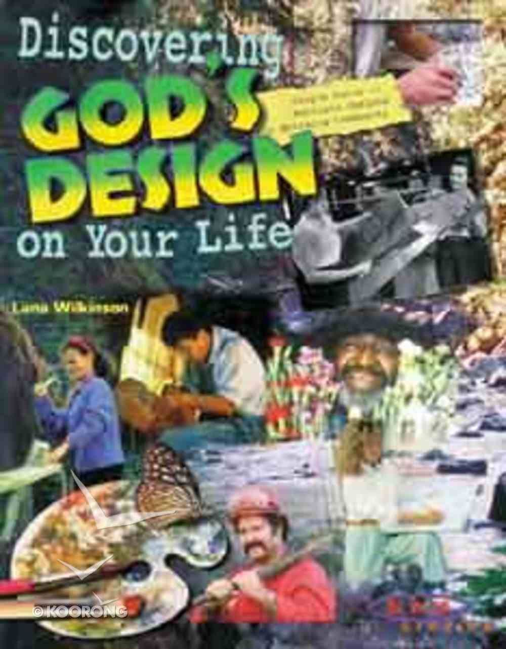 Discovering God's Design For Your Life (Single Adult Ministry Study Series) Paperback