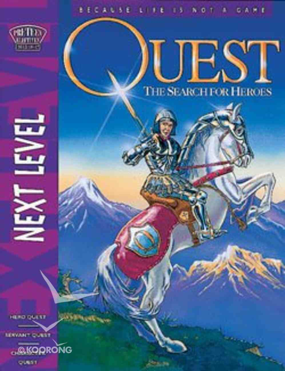 Next Level: Quest Paperback
