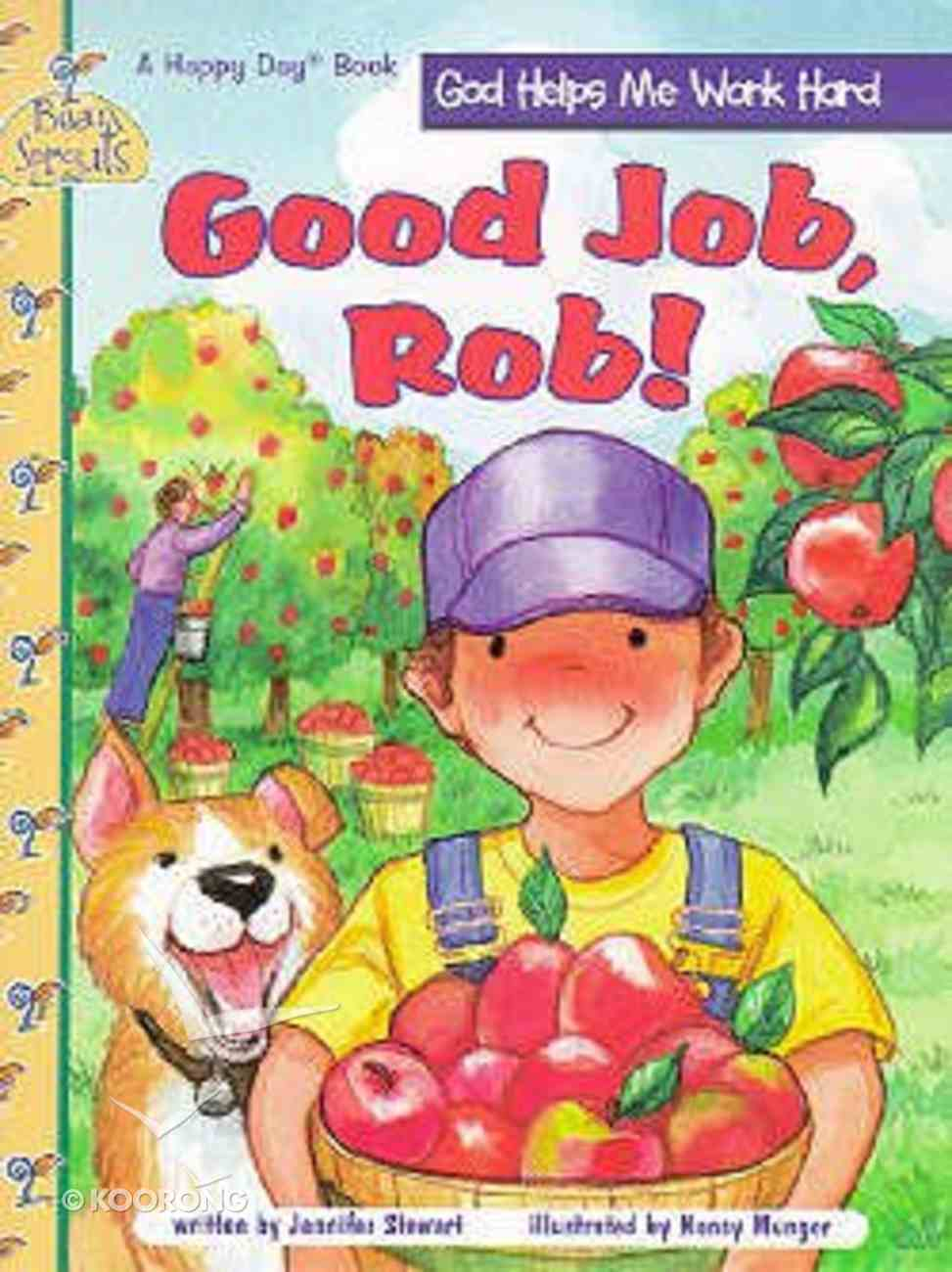 Good Job, Rob! (Happy Day Series) Paperback