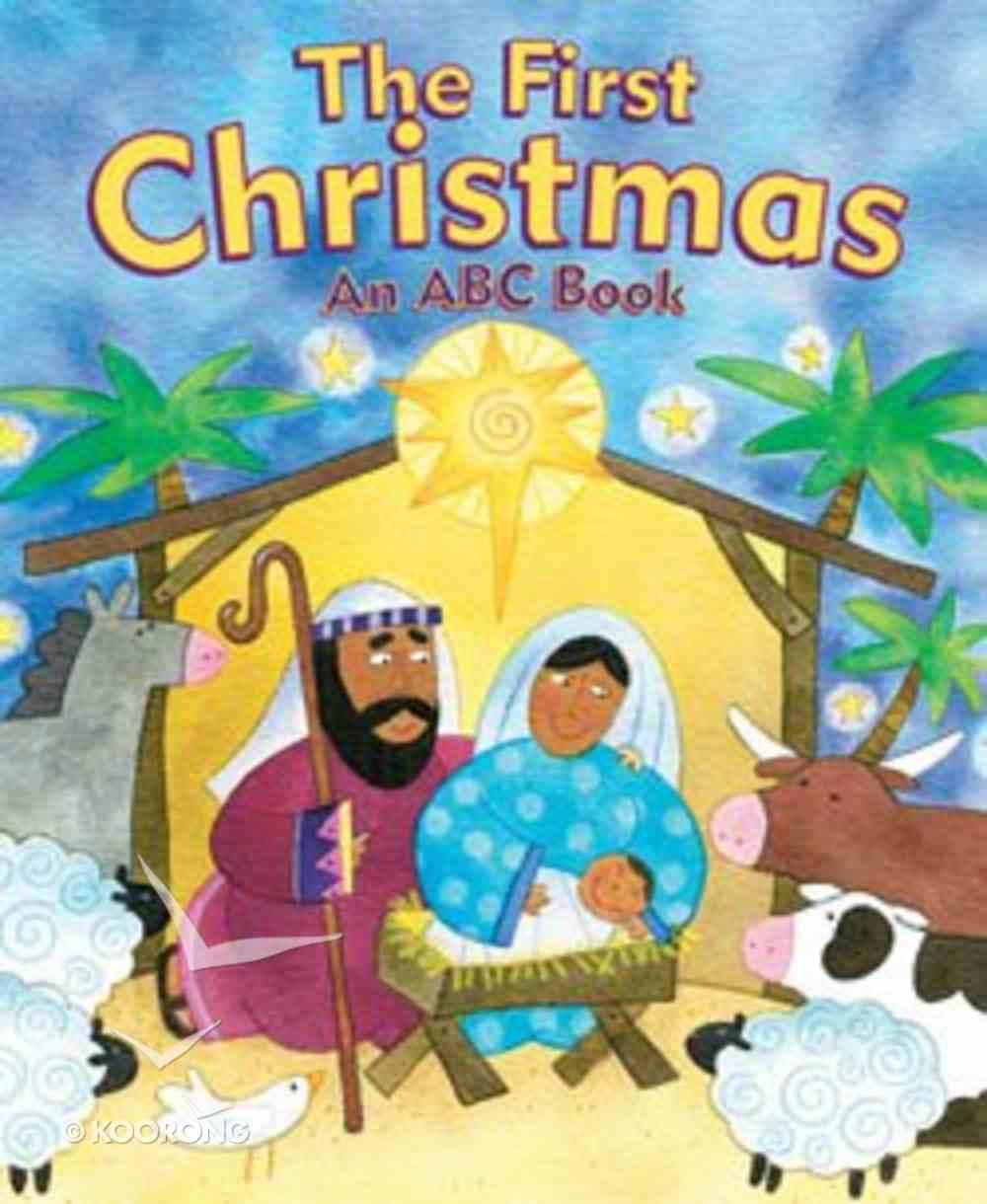 The First Christmas Hardback