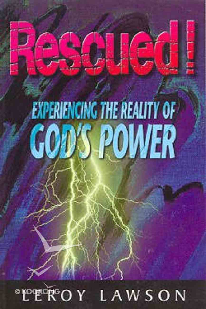 Rescued! Paperback