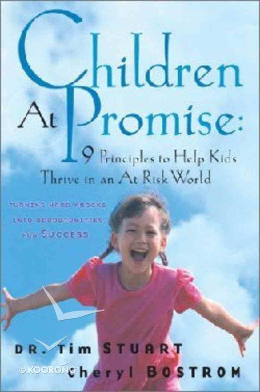 Children At Promise Hardback