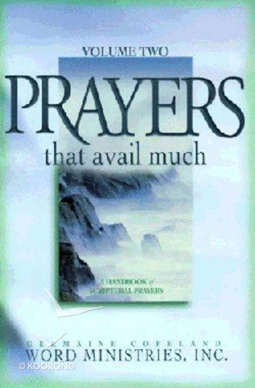 Oraciones Con Poder (Prayers That Avail Much) (Prayers That Avail Much Series) Paperback