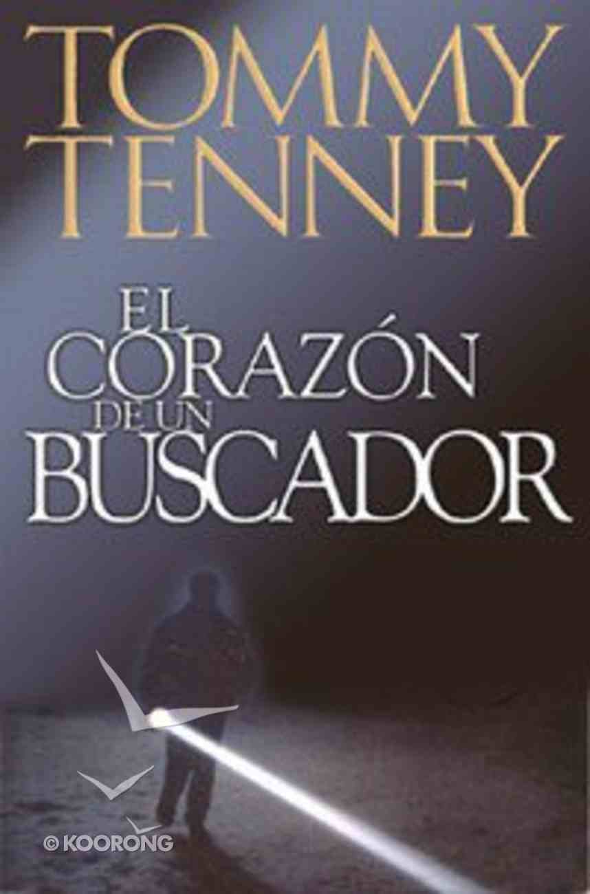 El Corazon De Un Buscador (The Heart Of A God Chaser) Paperback