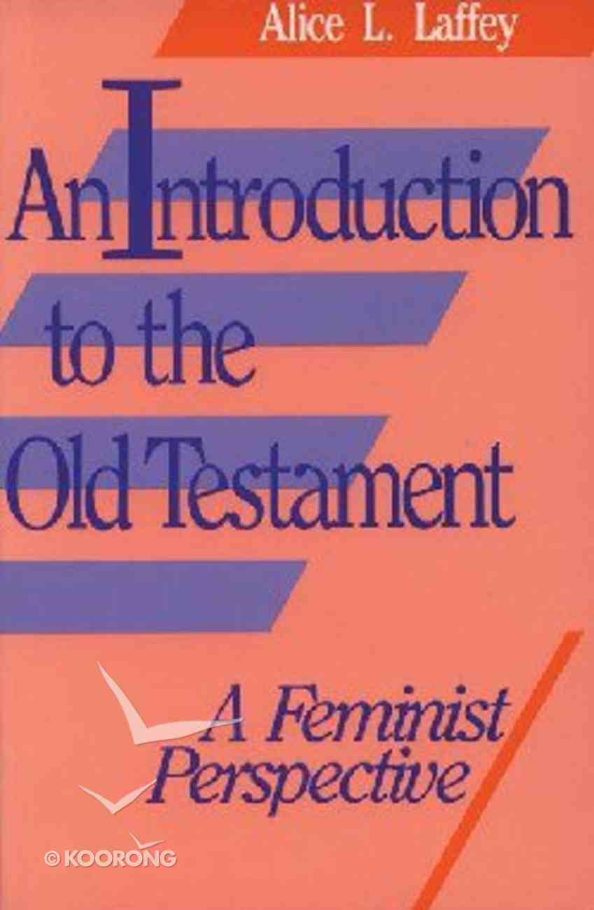 An Introduction to the Old Testament Paperback