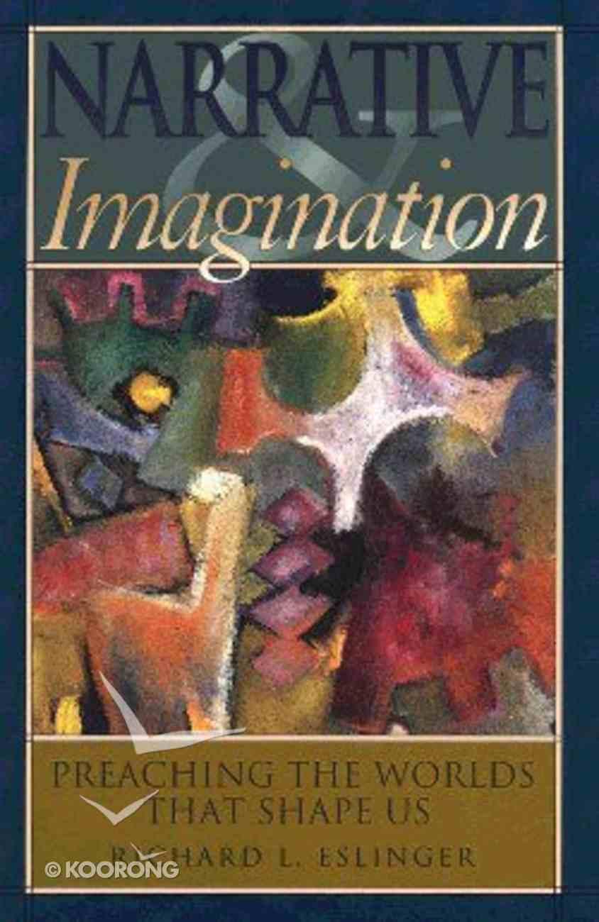 Narrative and Imagination Paperback