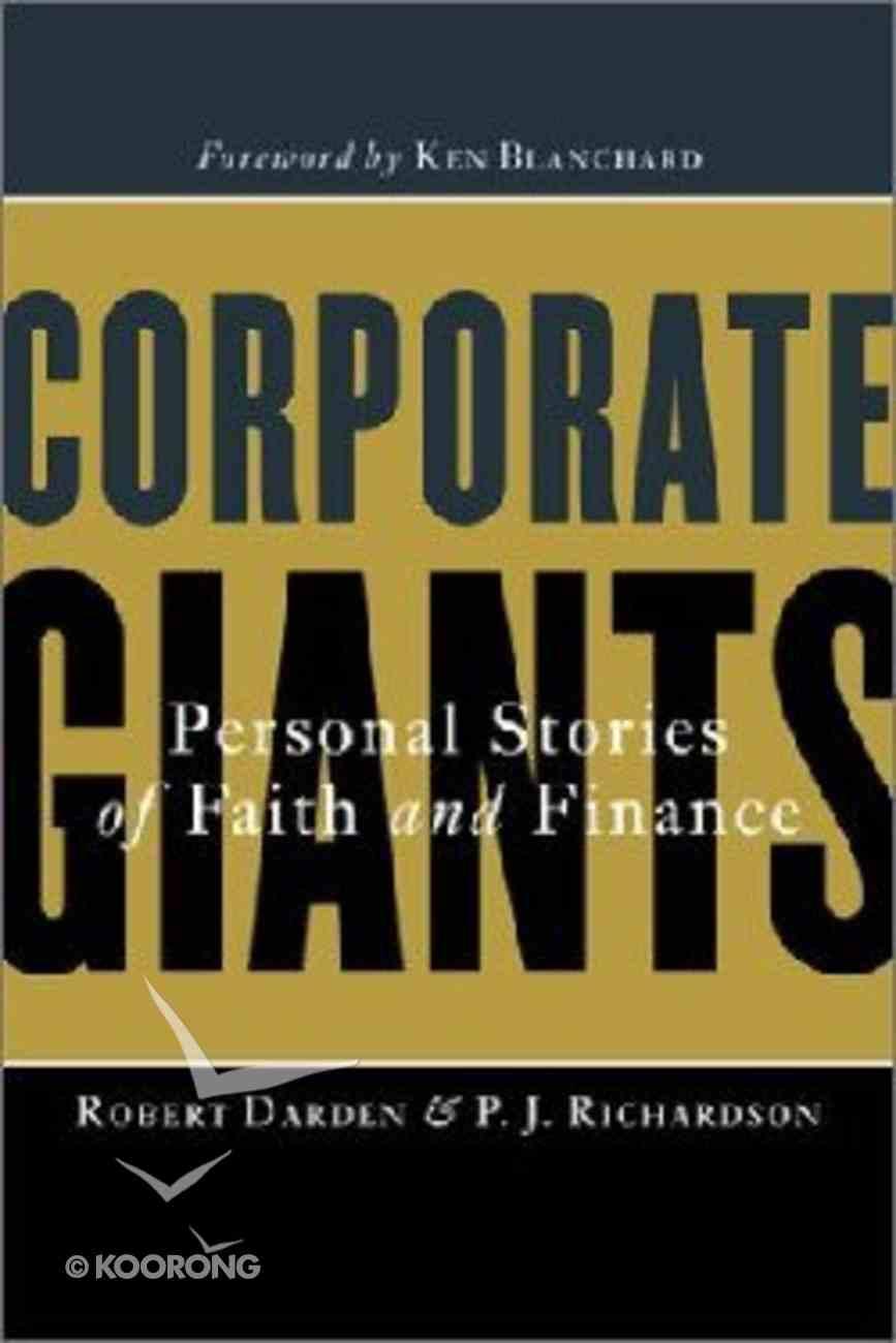 Corporate Giants Hardback