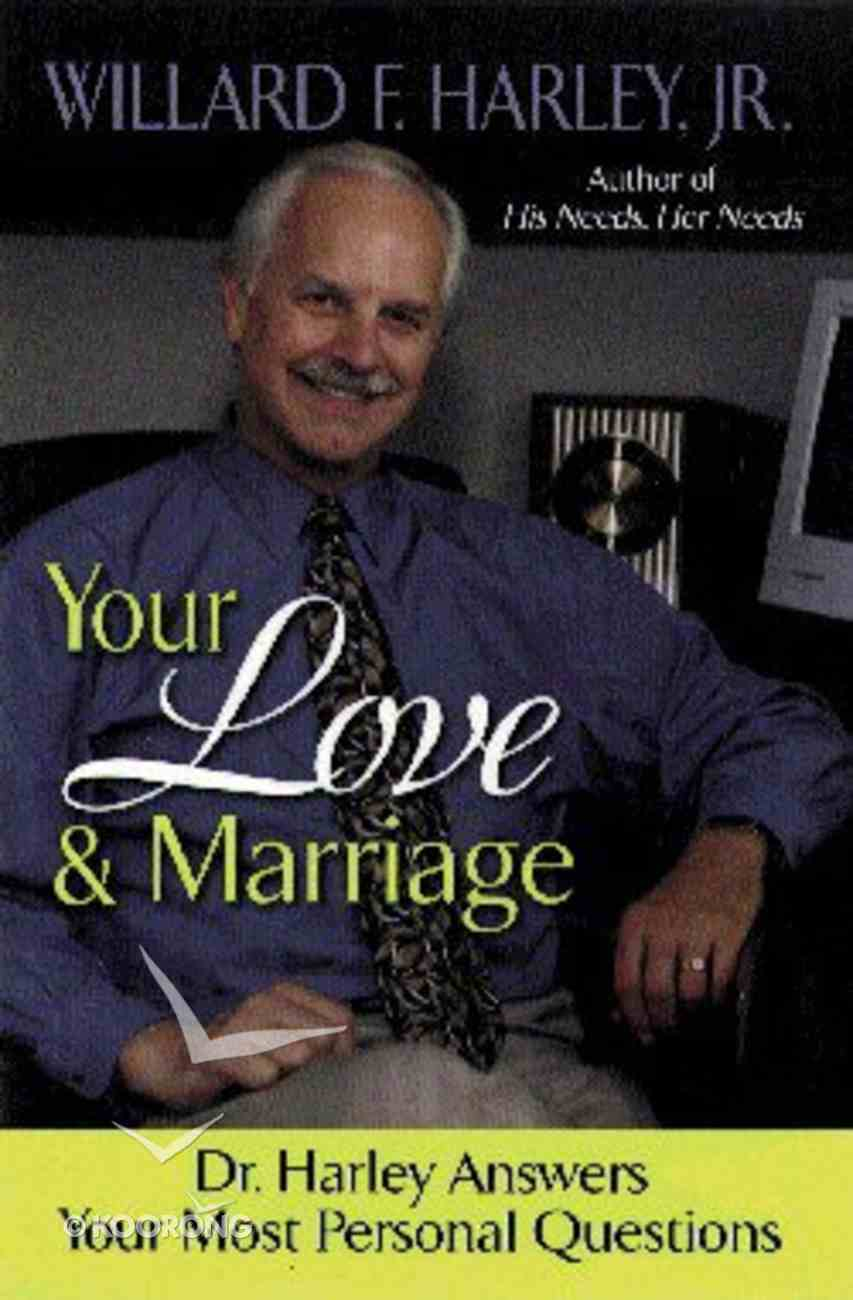 Your Love and Marriage Paperback