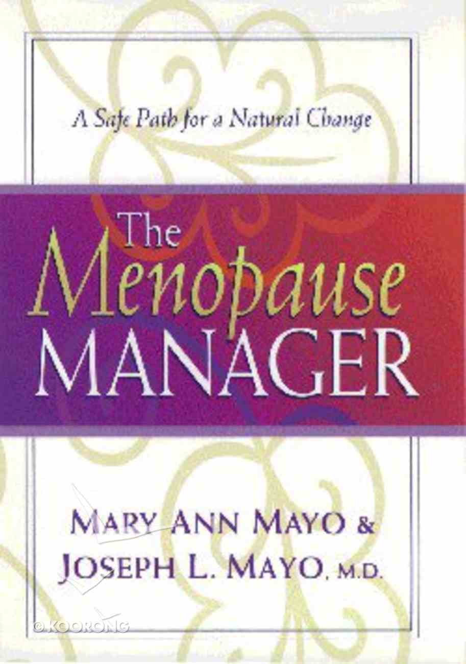 The Menopause Manager Paperback