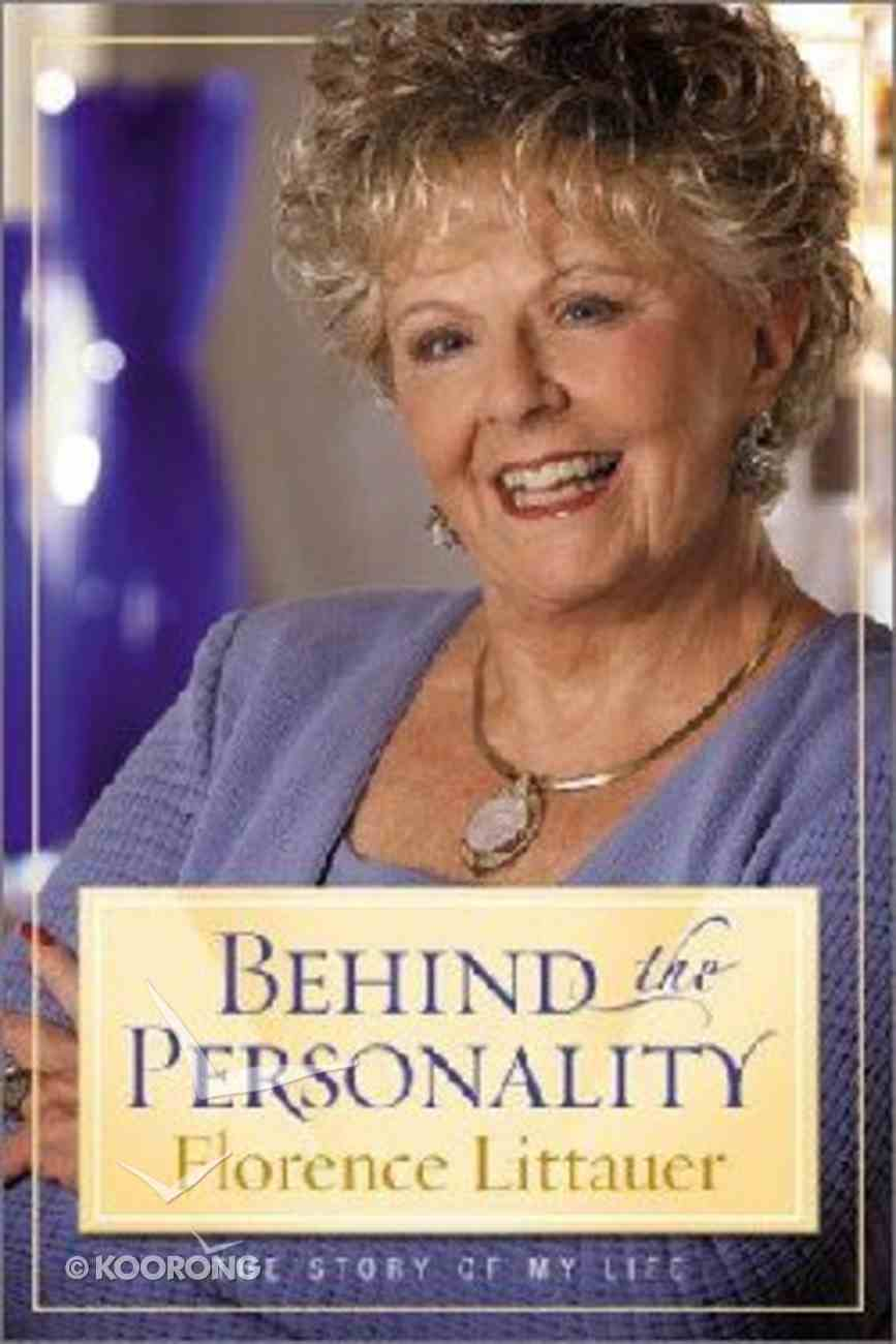Behind the Personality Hardback