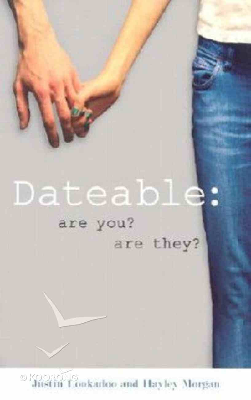 Are You? Are They? (A Dateable Book Series) Paperback