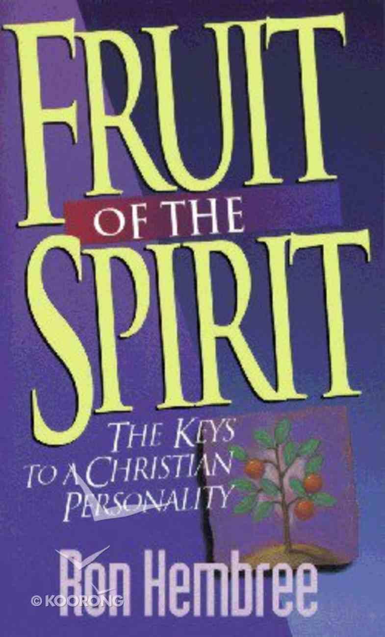 Fruit of the Spirit Mass Market