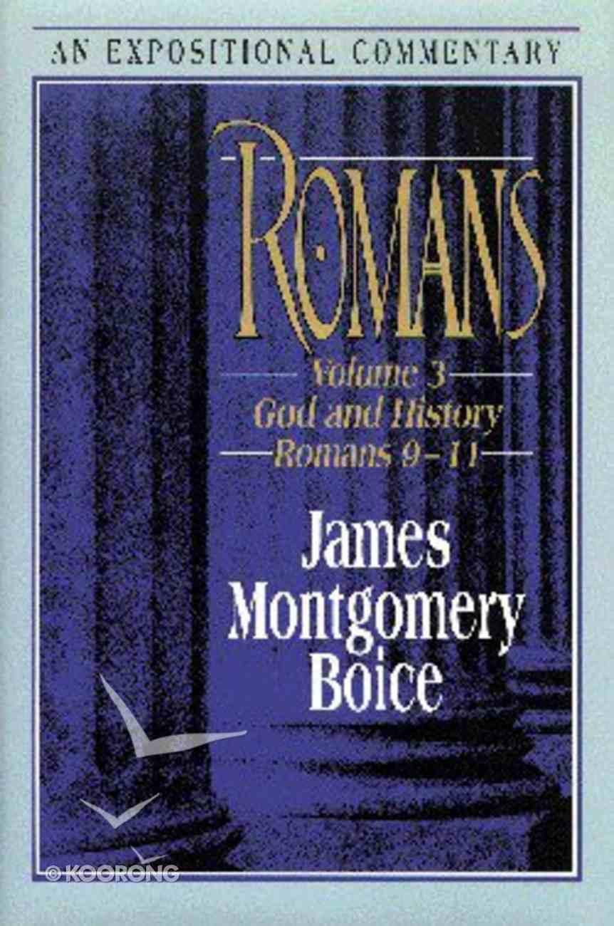 Romans (Volume 3) (Expositional Commentary Series) Hardback