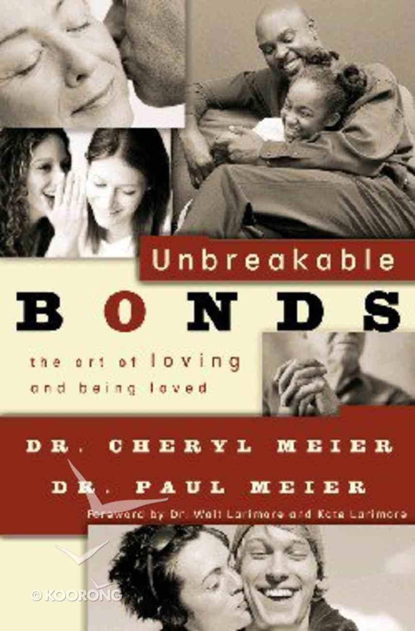 Unbreakable Bonds Hardback