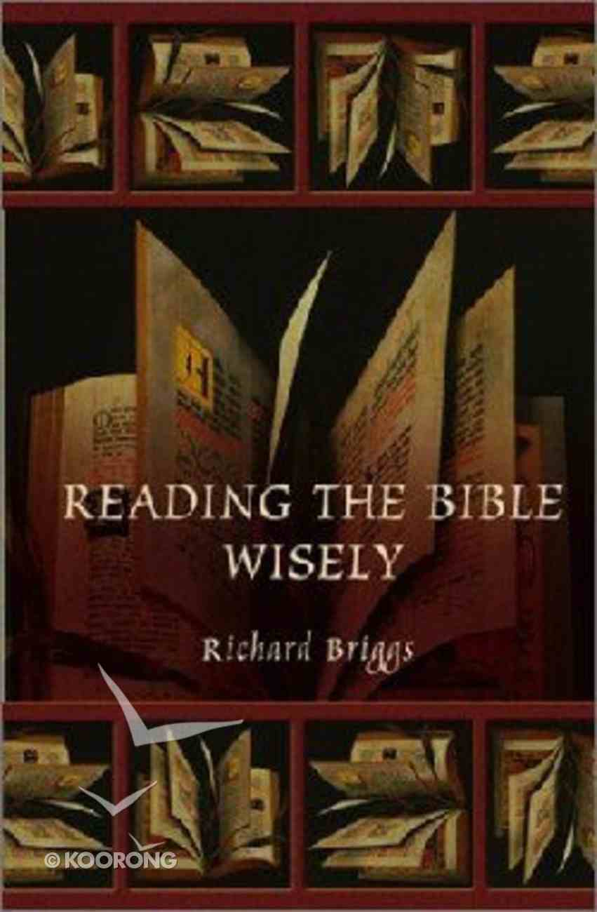 Reading the Bible Wisely Paperback
