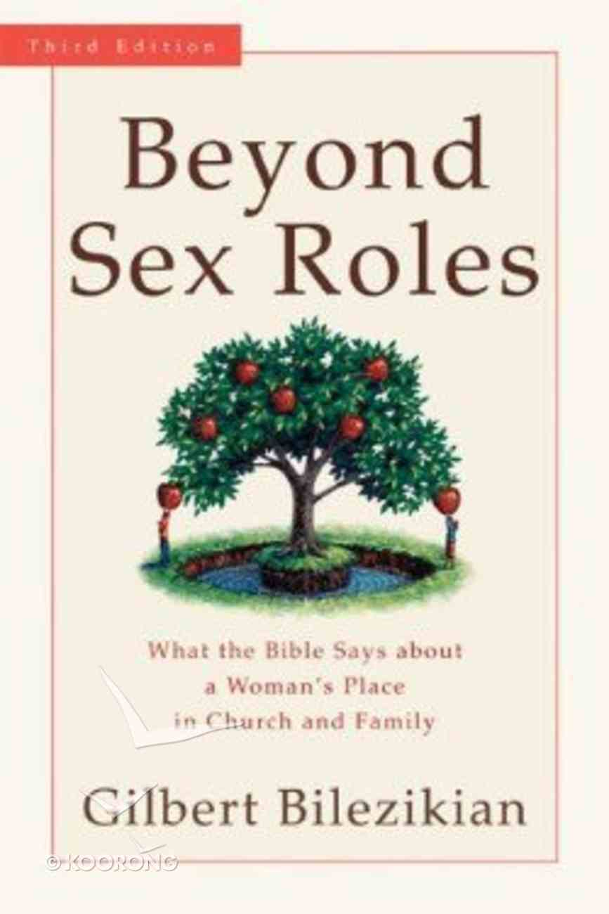 Beyond Sex Roles (3rd Ed) Paperback