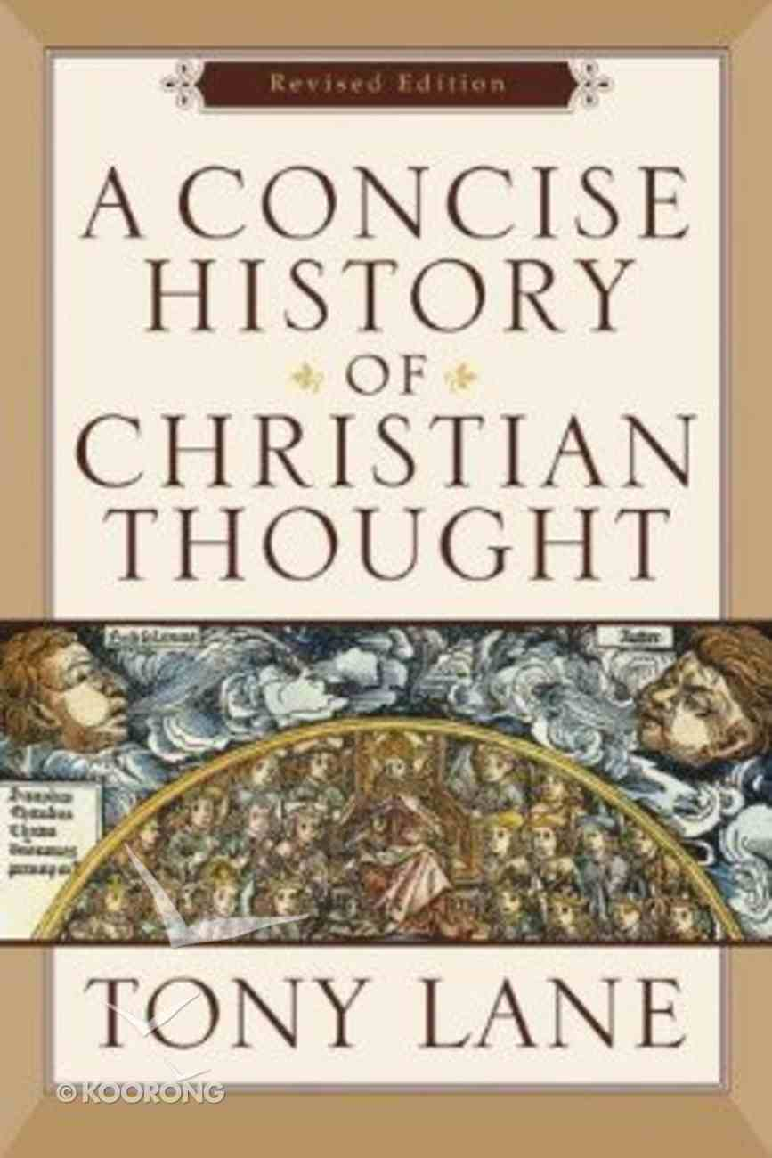 A Concise History of Christian Thought (2006) Paperback