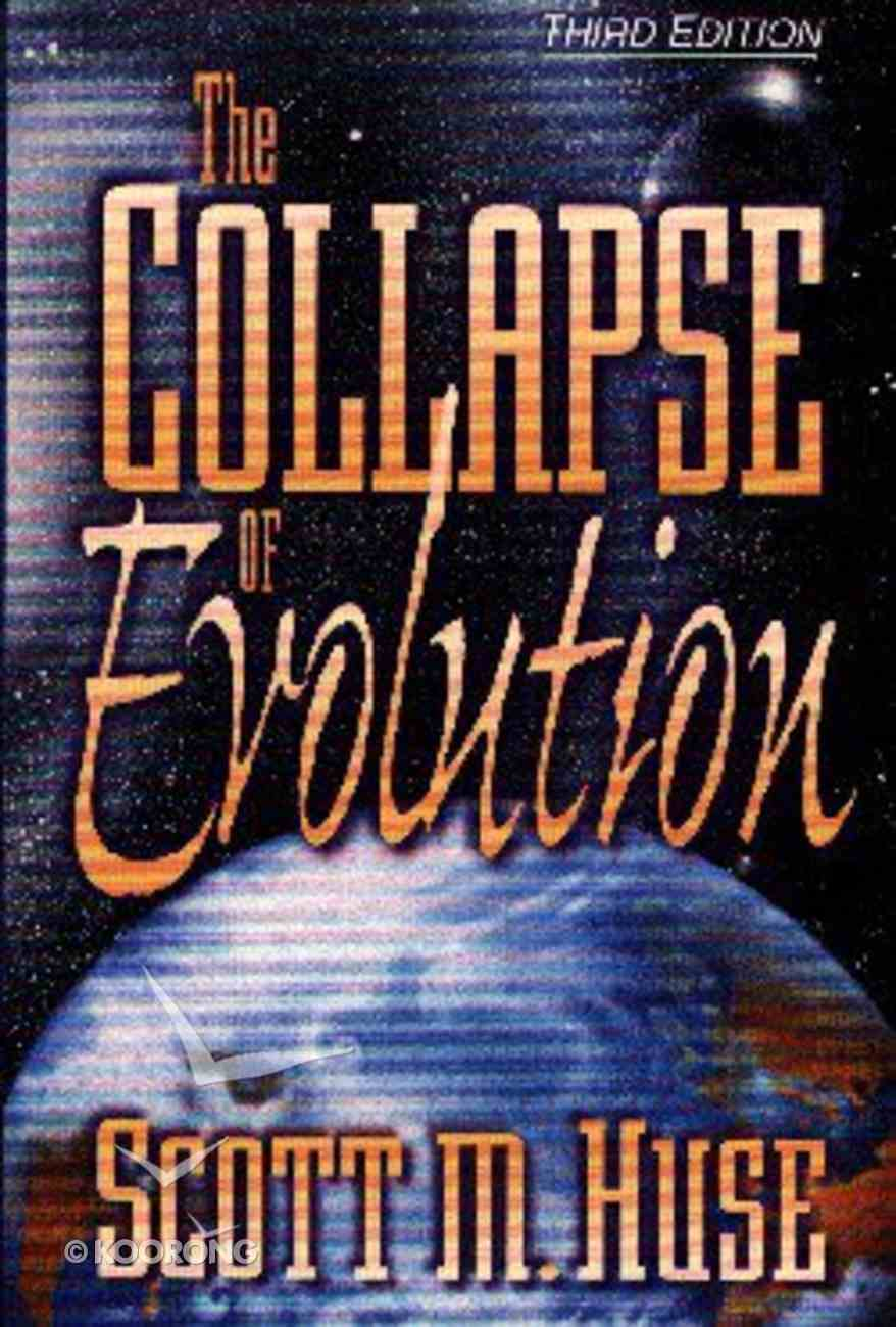 Collapse of Evolution (3rd Ed) Paperback