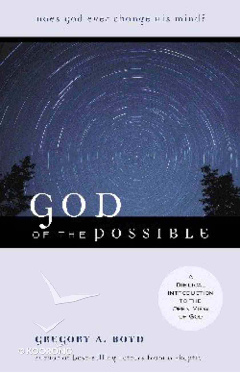 God of the Possible Paperback