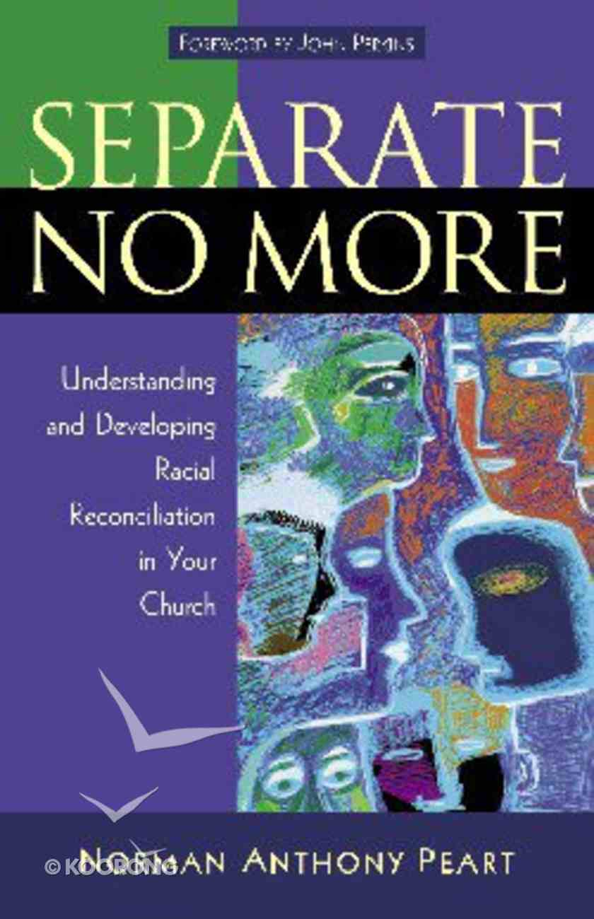 Separate No More Paperback