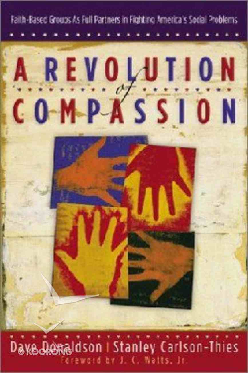 A Revolution of Compassion Paperback