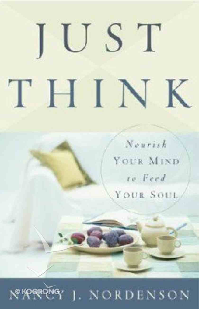 Just Think Paperback