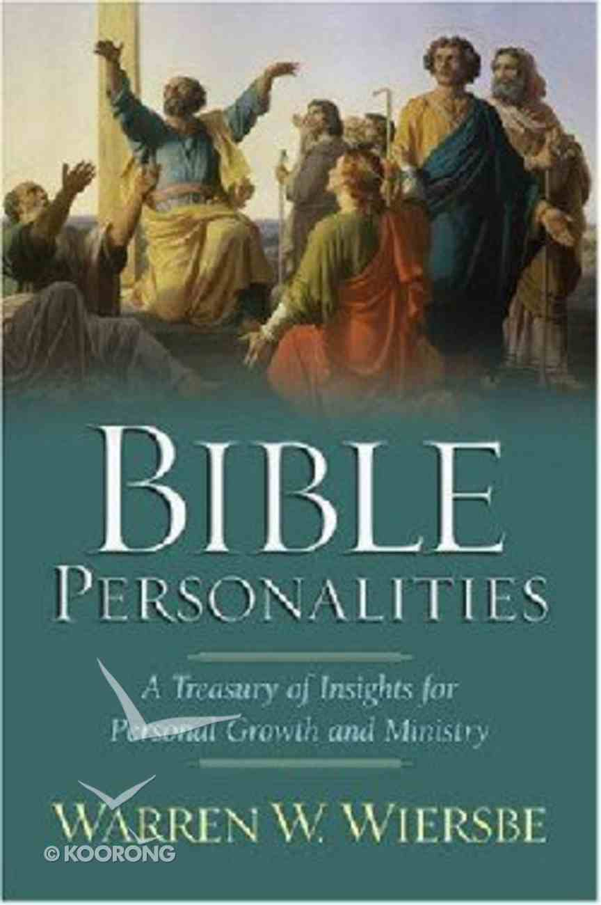 Bible Personalities Paperback