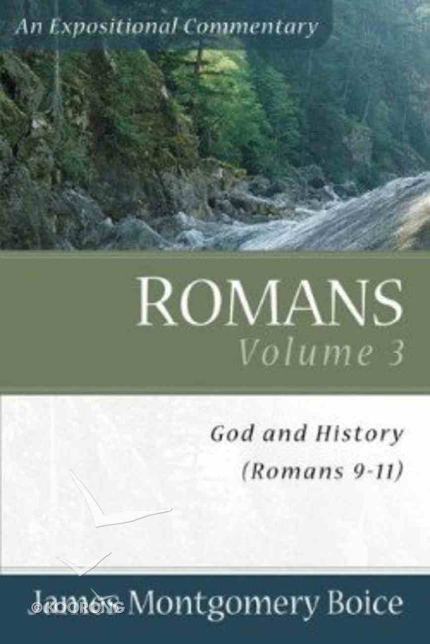 Romans (Volume 3) (Expositional Commentary Series) Paperback