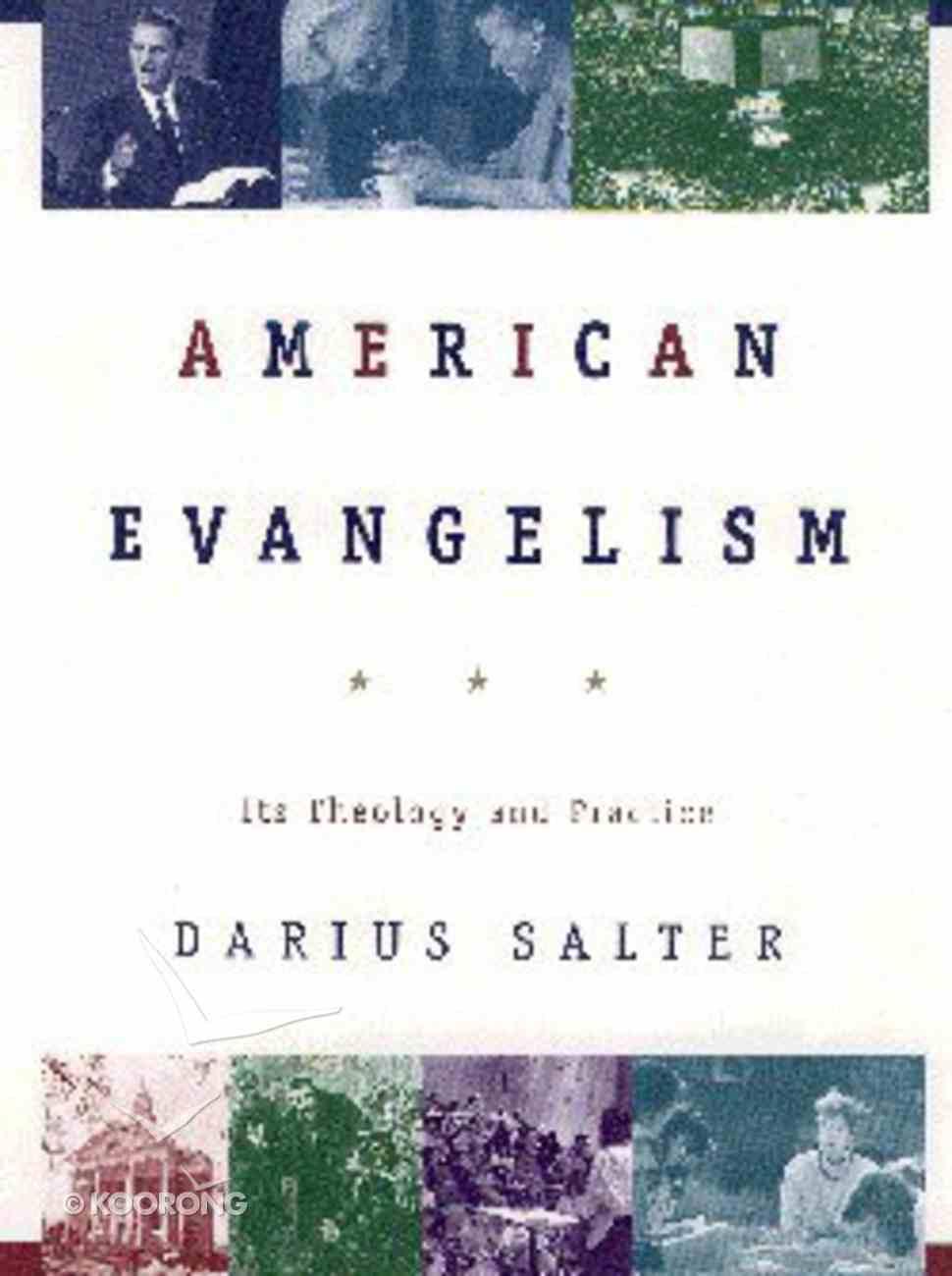 American Evangelism Hardback