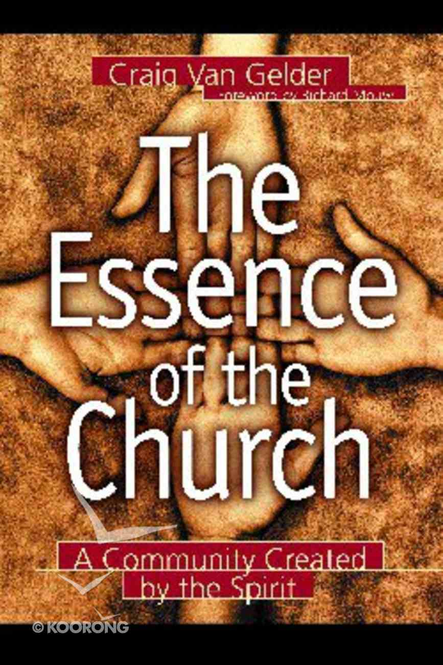 The Essence of the Church Paperback