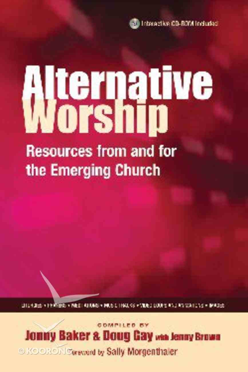 Alternative Worship Hardback