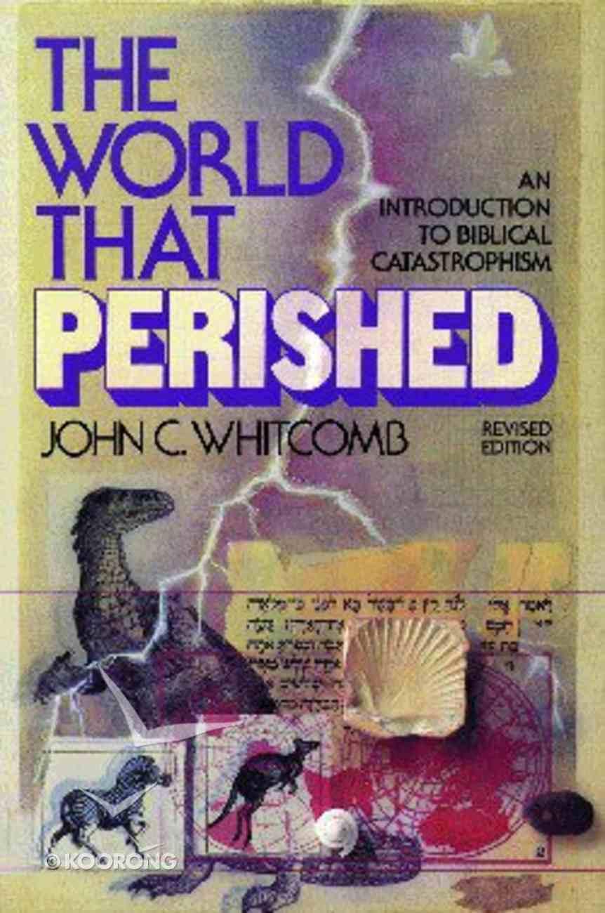 World That Perished Paperback