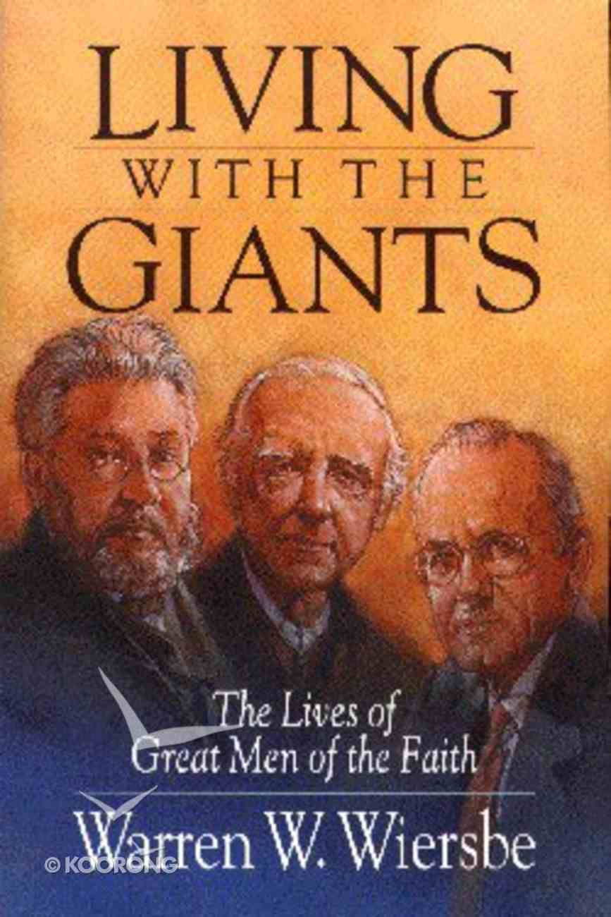 Living With the Giants Paperback