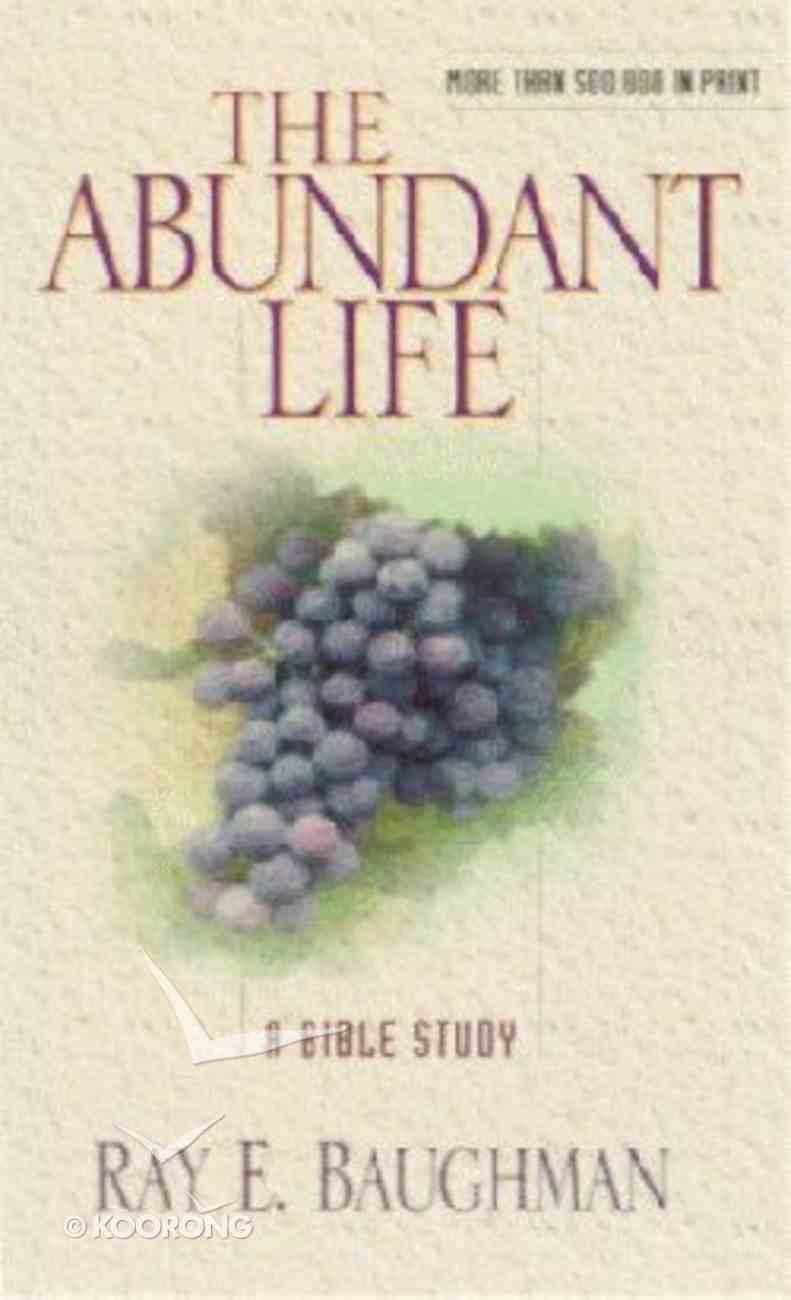 The Abundant Life Paperback