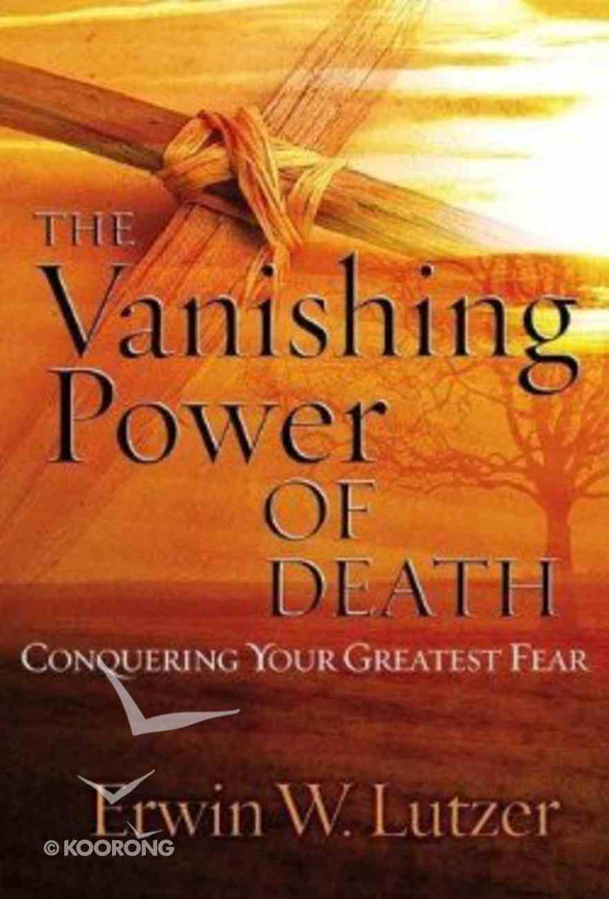 The Vanishing Power of Death Paperback