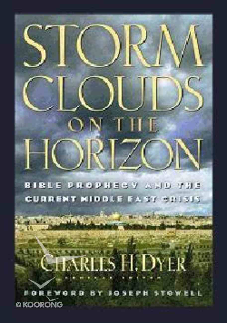 Storm Clouds on the Horizon Paperback