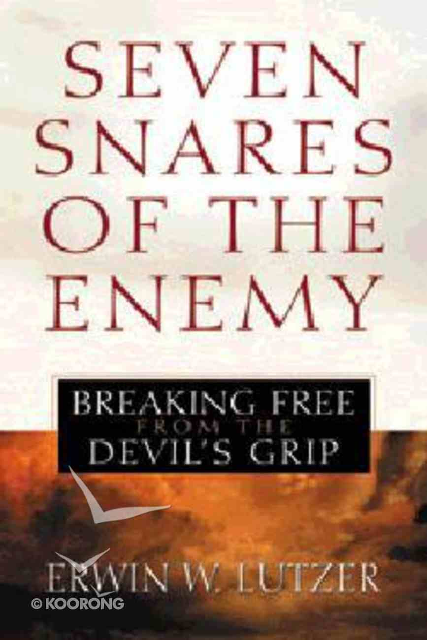 Seven Snares of the Enemy Paperback